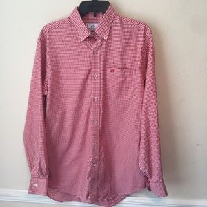 Southern Tide Checked Button Down Shirt